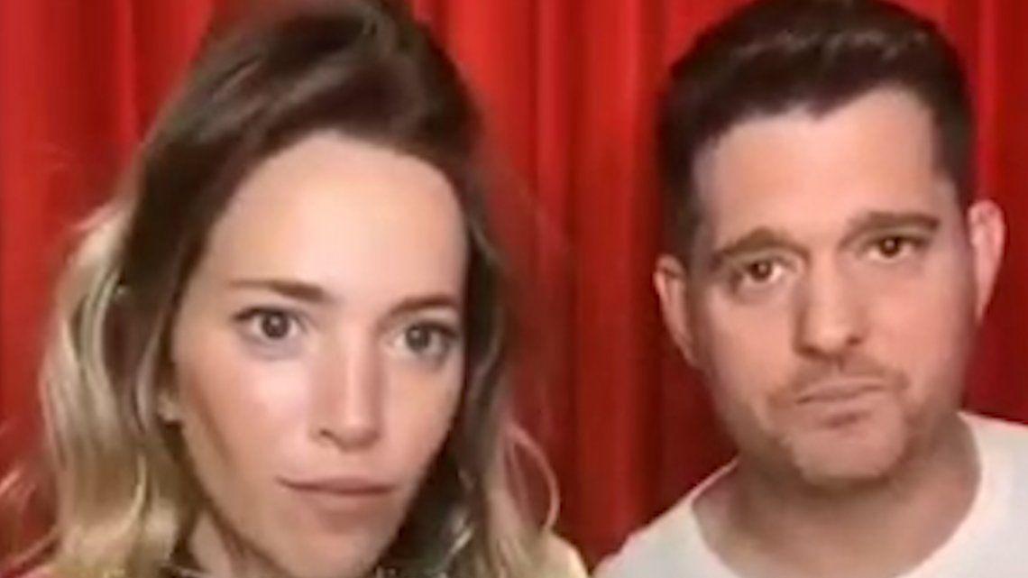 Tras las polémicas por supuestas agreciones, Michael Bublé y Luisana Lopilato dejarán de hacer vivos en las redes