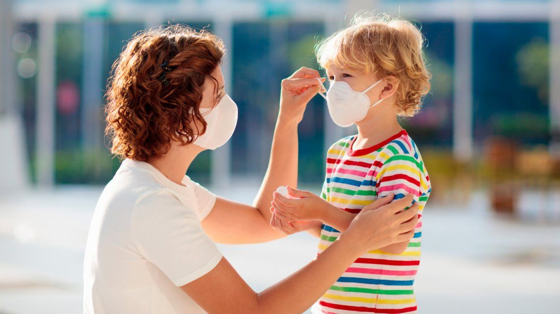 Coronavirus: hijos de padres separados podrán alternar entre las casas una vez por semana