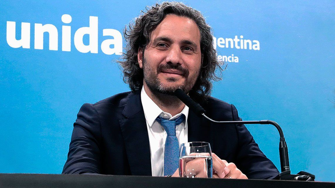Santiago Cafiero: El Poder Ejecutivo no tiene la facultad de meter preso ni liberar a nadie