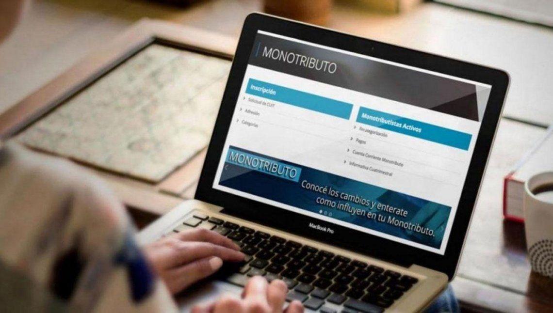 AFIP: ya se tramitaron más de 30.000 créditos a tasa cero para monotributistas y autónomos
