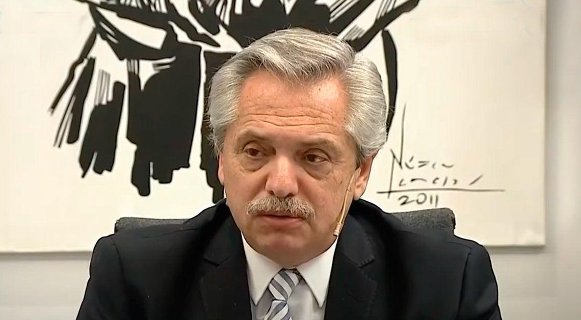 Fernández: «Si un juez hizo algo indebido deberá explicarlo»