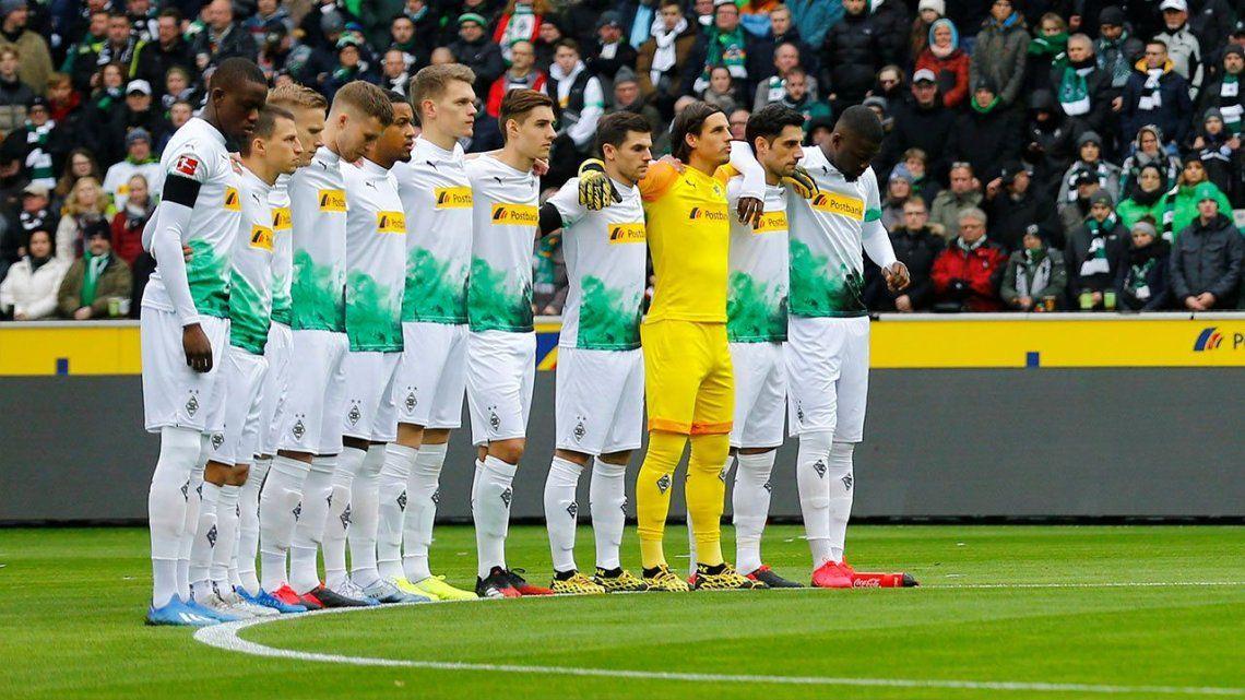 Dos casos de coronavirus en el Borussia Mönchengladbach