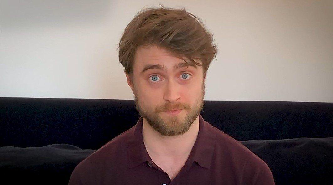 Daniel Radcliffe vuelve al mágico mundo de Harry Potter por una buena causa
