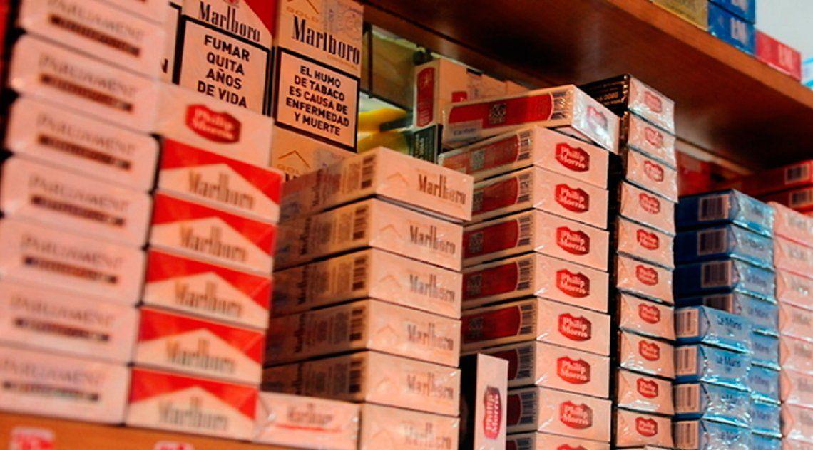 La ausencia de cigarrillos podría fundir a los quioscos