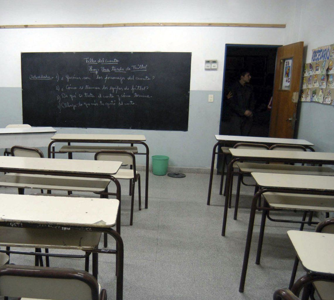Los docentes porteños celebraron que no se aprobara la vuelta a las aulas