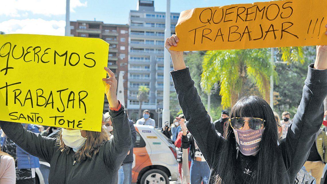 Cuarentena: la mira en el transporte en la nueva fase