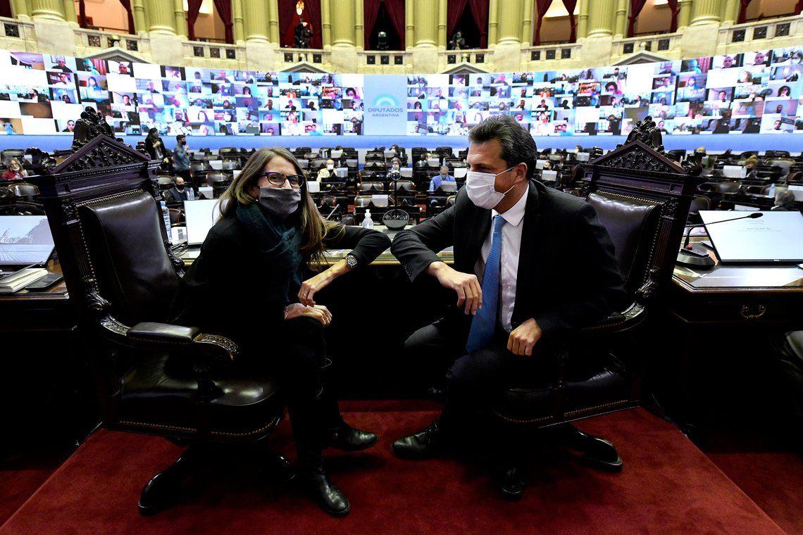 Por fallas técnicas, se pospuso la sesión virtual de Diputados