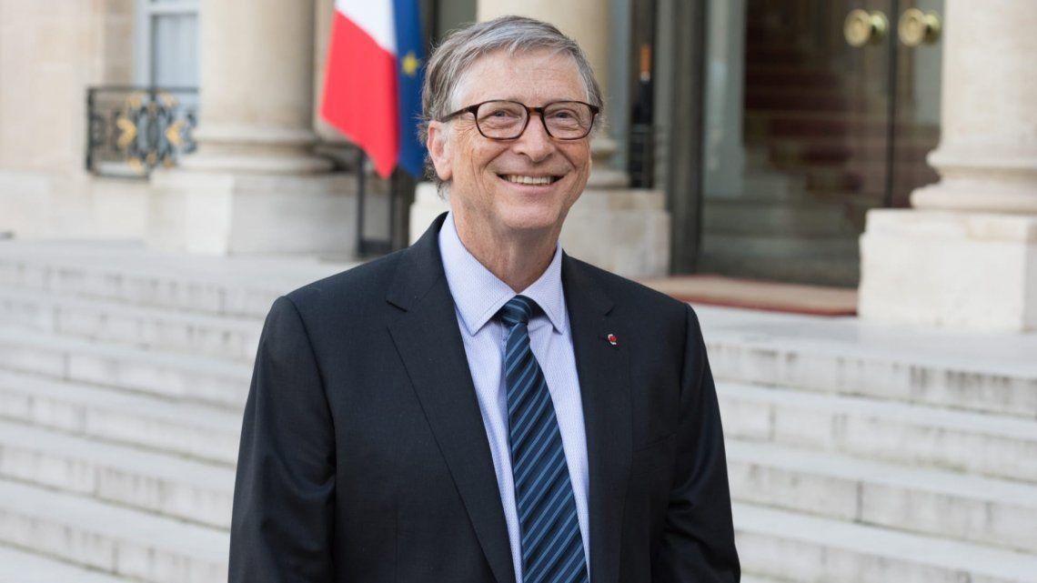 Coronavirus | Bill Gates, escéptico: Ninguna de las vacunas en este momento parece funcionar con una sola dosis