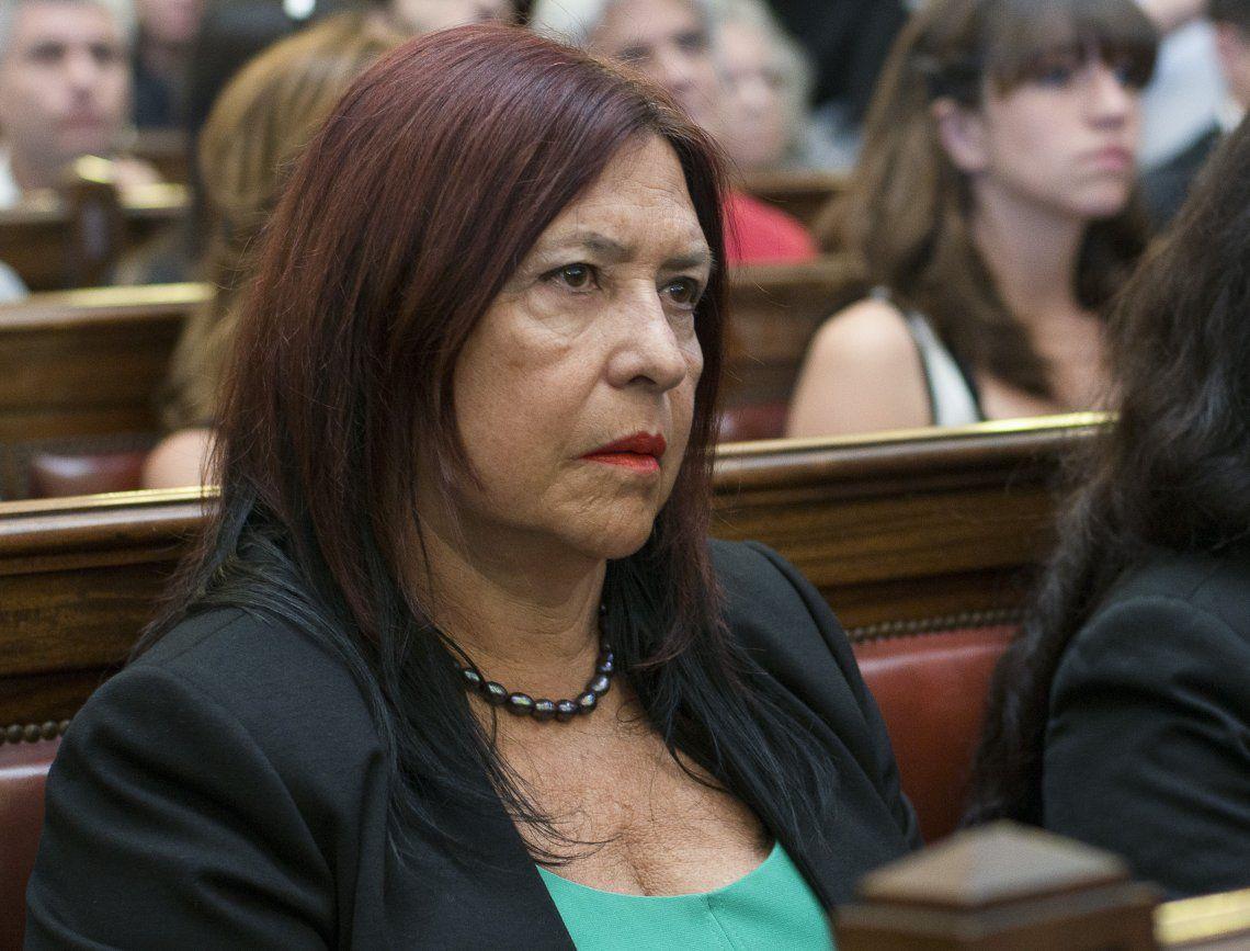 Jueza Ana María Figueroa