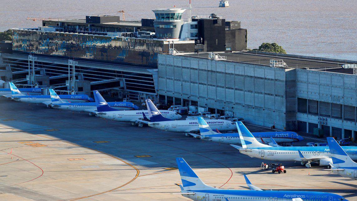 Vuelven los vuelos regulares: cuál es el primer destino confirmado por Aerolíneas