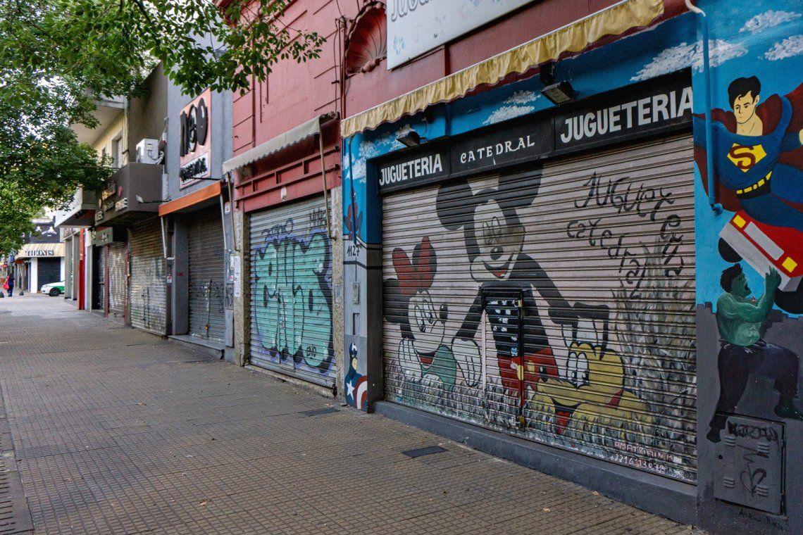 El municipio de La Plata prepara un plan para reabrir 7.420 comercios