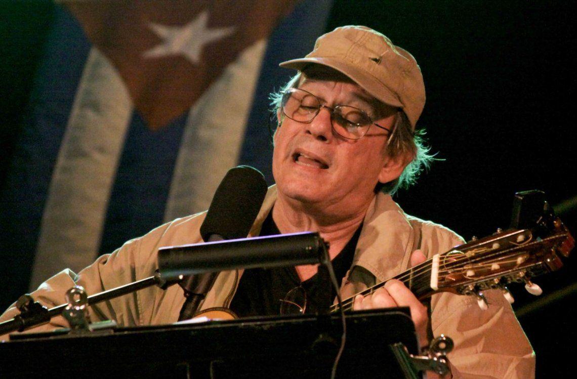 Silvio Rodríguez lanzará un nuevo disco dedicado a Marcos Mundstock y Luis Aute