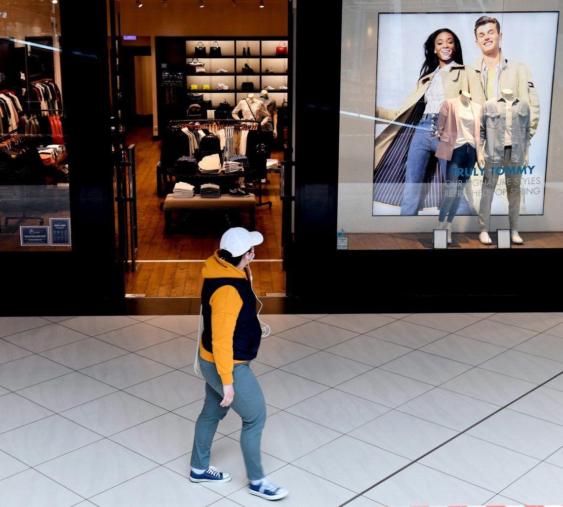 Take away, el pedido de los shoppings para trabajar en cuarentena