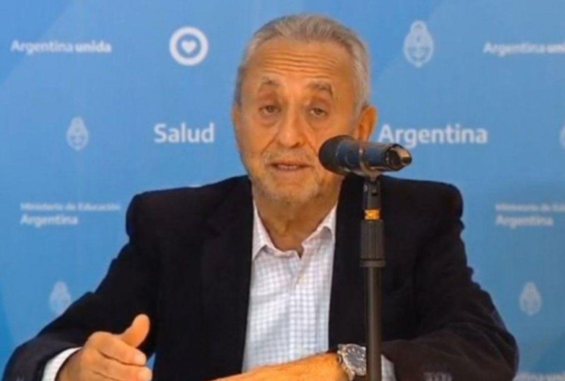El infectólogo Pedro Cahn: Somos antimuerte y no procuarentena