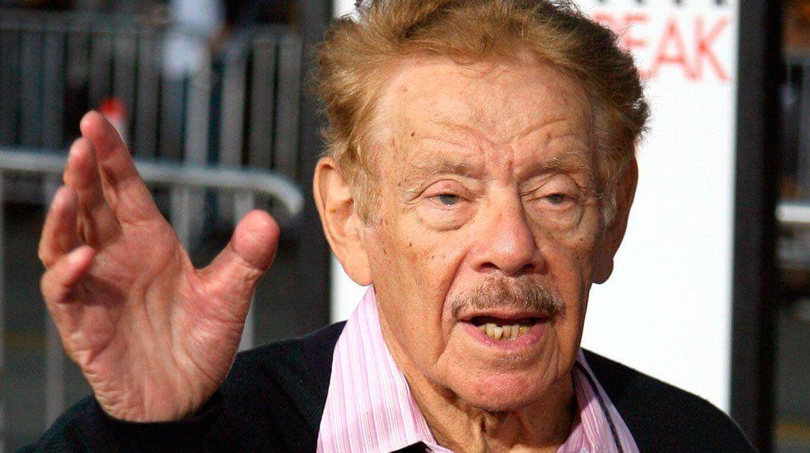 Muere a los 92 años el comediante Jerry Stiller, padre de Ben Stiller y figura en Seinfeld