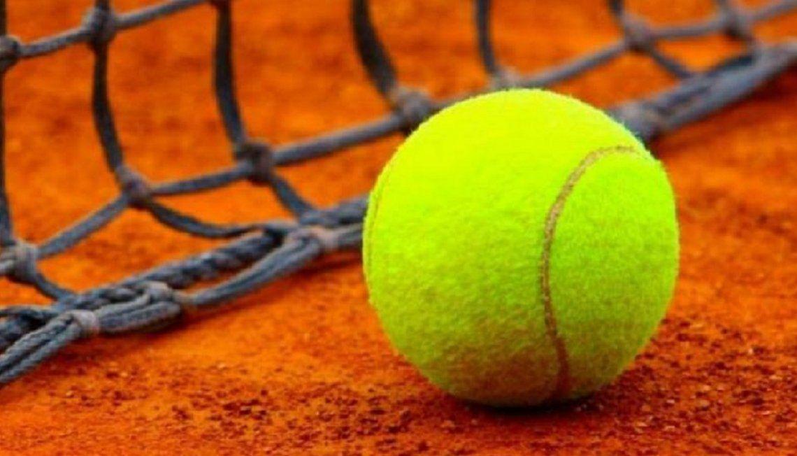 El tenis será el primer deporte en Argentina que retomará la actividad durante la pandemia de coronavirus