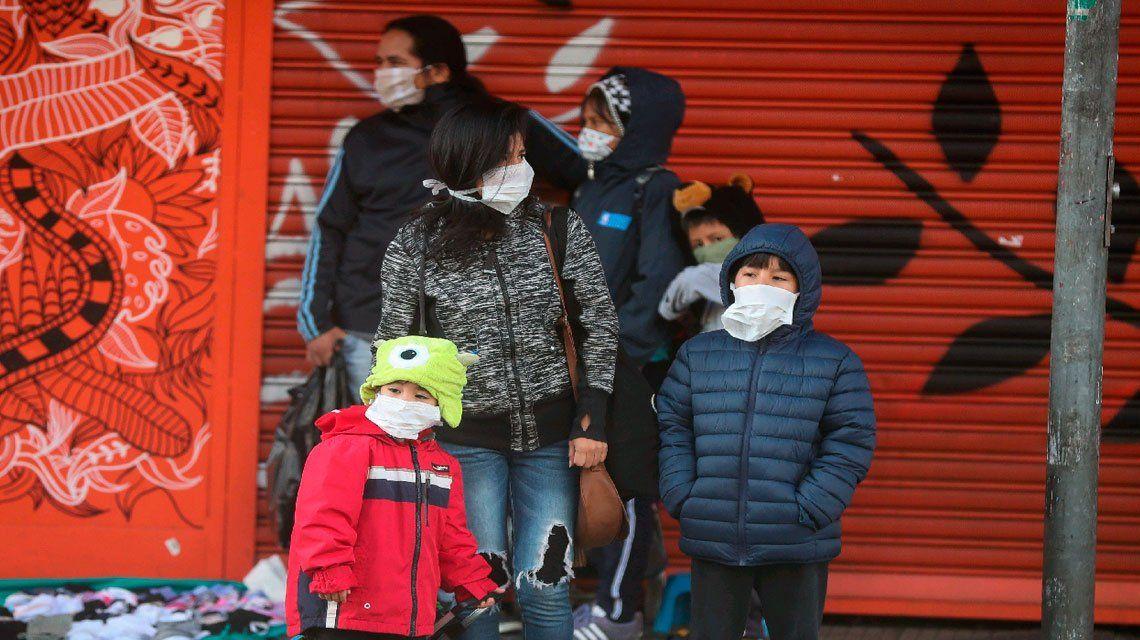 Coronavirus en Argentina: el 9% de los infectados son menores de 19 años