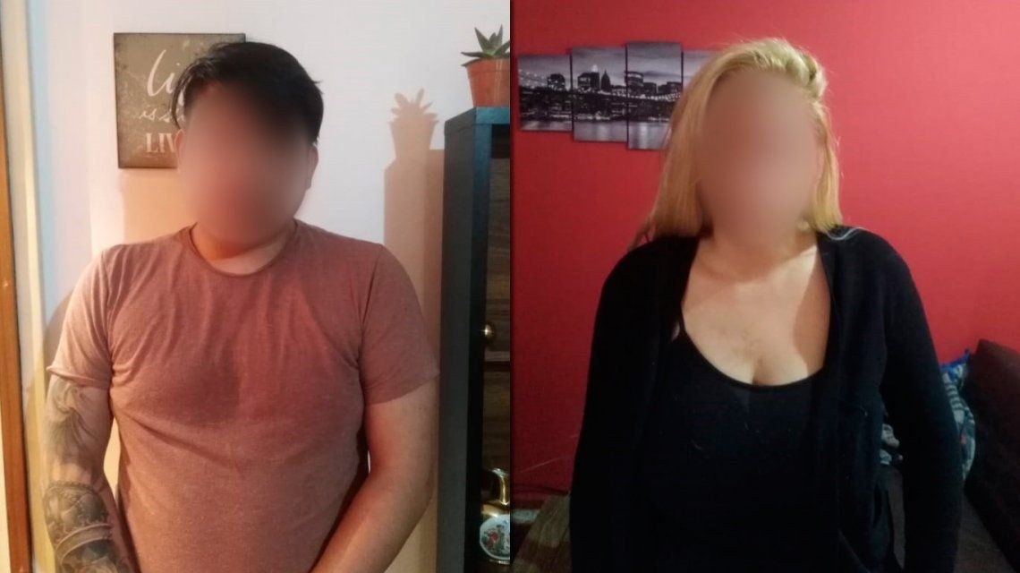 Beba se intoxicó con cocaína y detuvieron a sus padres