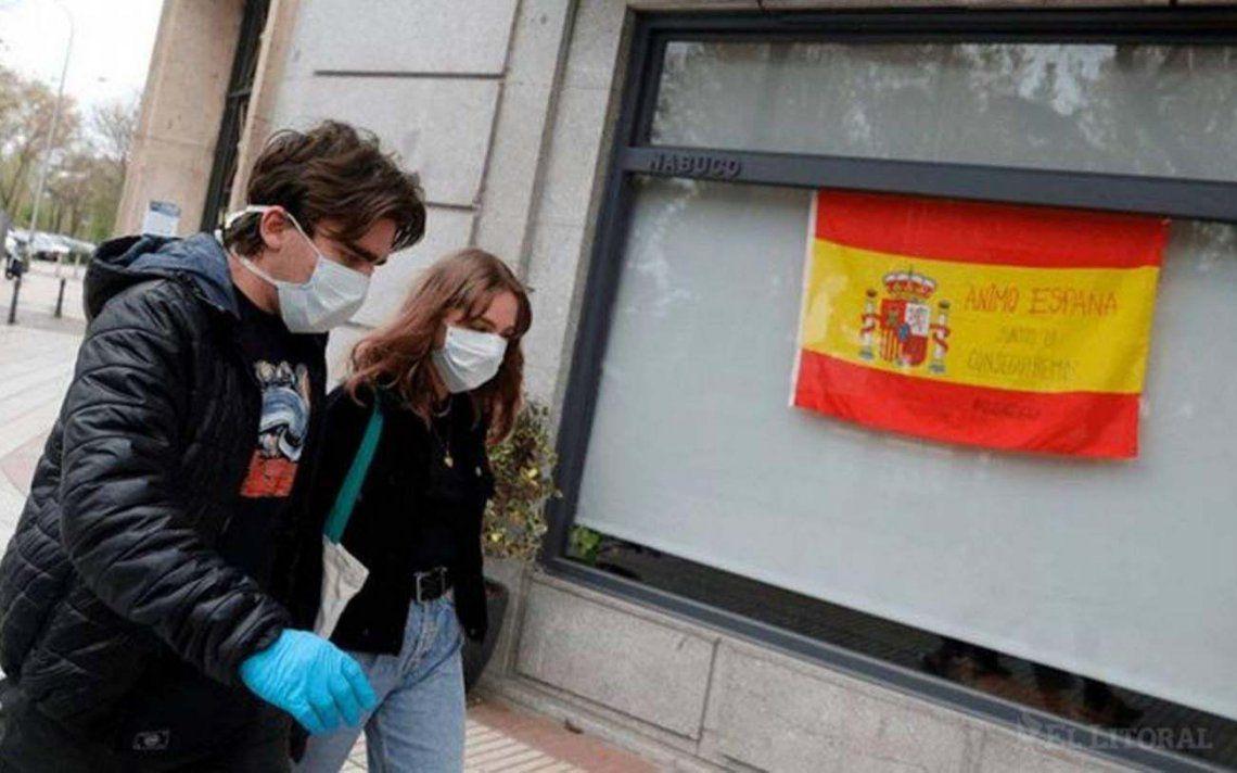 Coronavirus en España: leve repunte de muertos y contagios tras la apertura parcial
