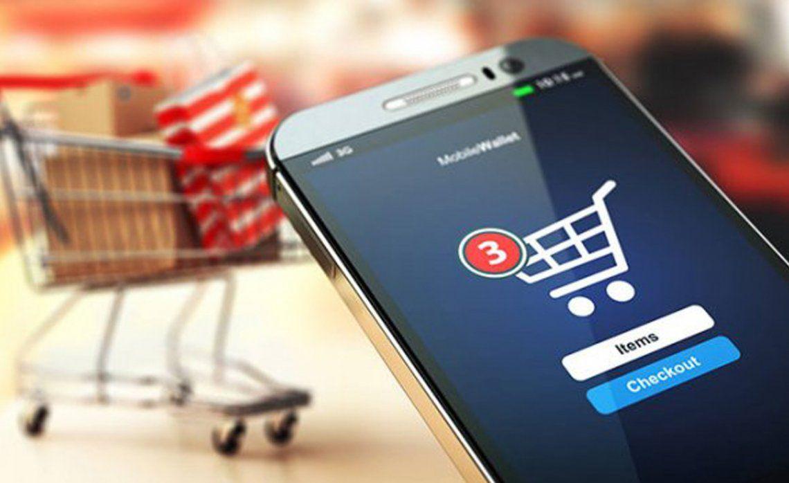 Comprar por Internet es una solución en cuarentena