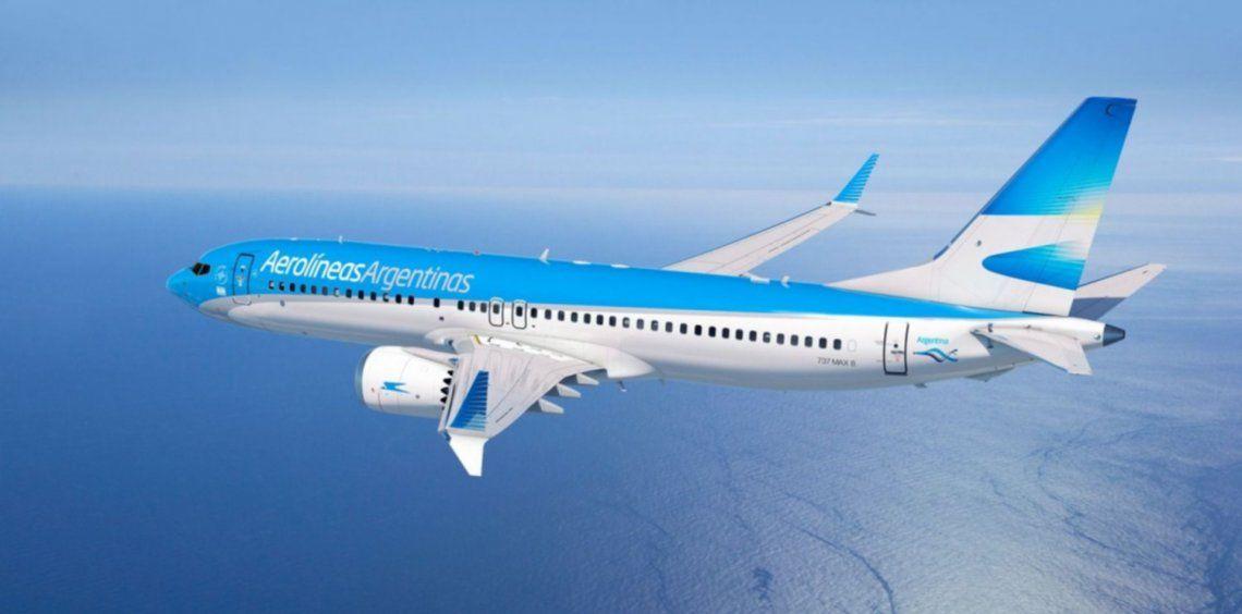 Aerolíneas Argentinas realizará cuatro nuevos vuelos para traer argentinos varados en el exterior