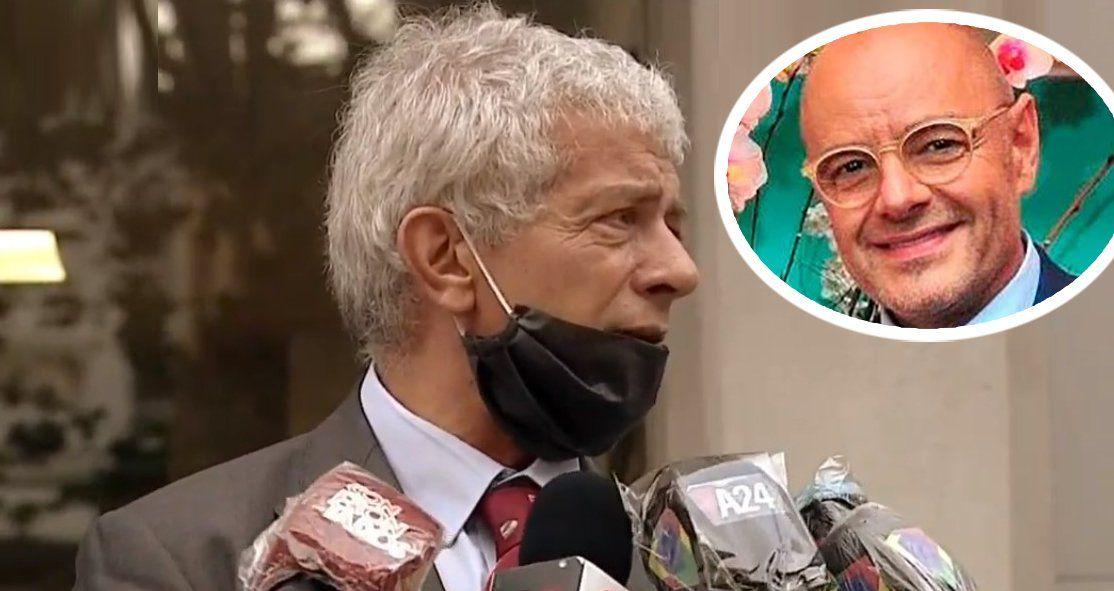 El abogado de Mühlberger negó las acusaciones: Él no anunció ninguna vacuna contra el Covid-19