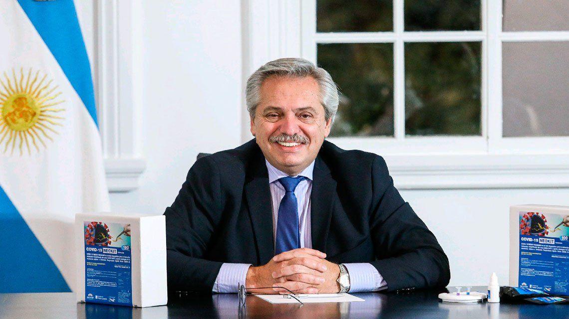 Alberto Fernández anunció la intervención del Servicio Penitenciario Federal