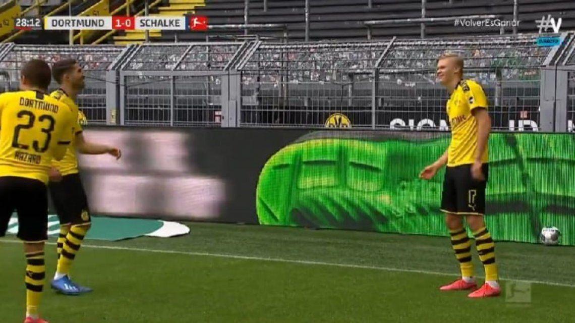 Volvió el fútbol en Alemania: así se vive en épocas de coronavirus