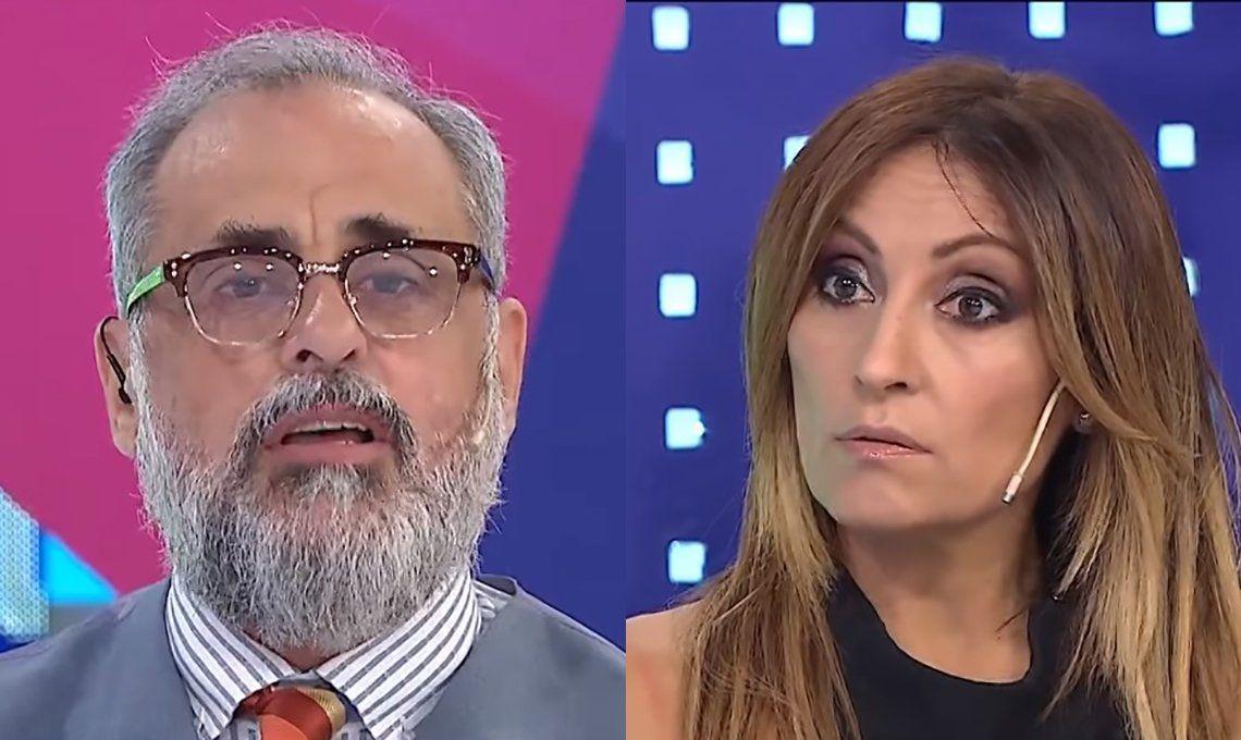 Jorge Rial y un palito a Marcela Tauro: Hay que dejar ir, tienen que volar