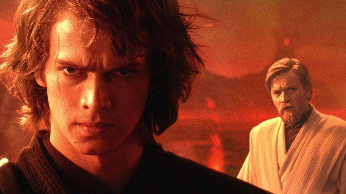 Hace 15 años se estrenaba Star Wars: Episodio III, el último paso hacia el Lado Oscuro