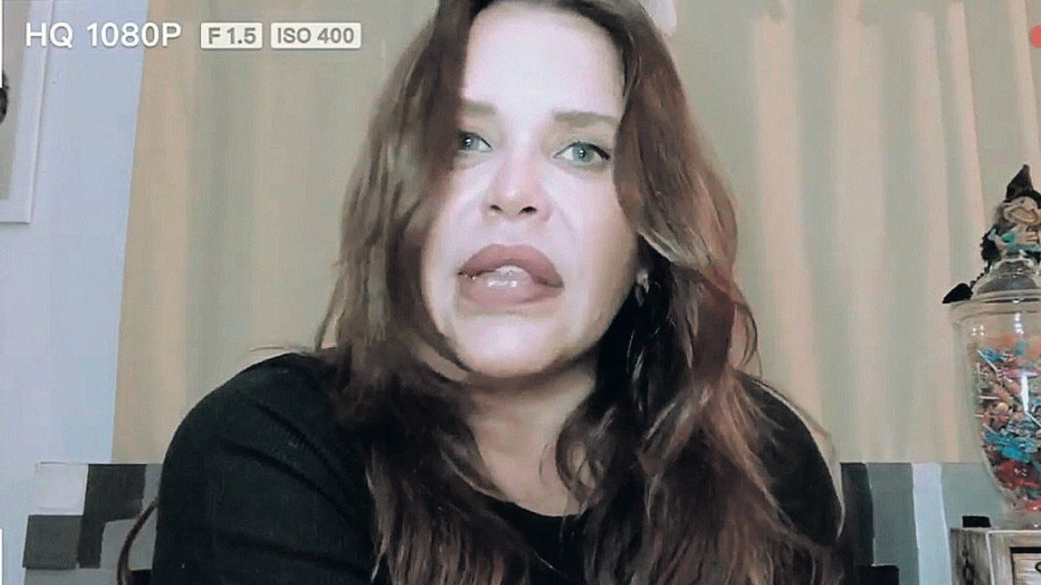 Nazarena Vélez habló con fans a corazón abierto: Fui adicta