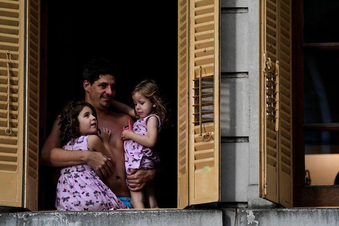 Postales de la Ciudad de Buenos Aires a 2 meses del aislamiento