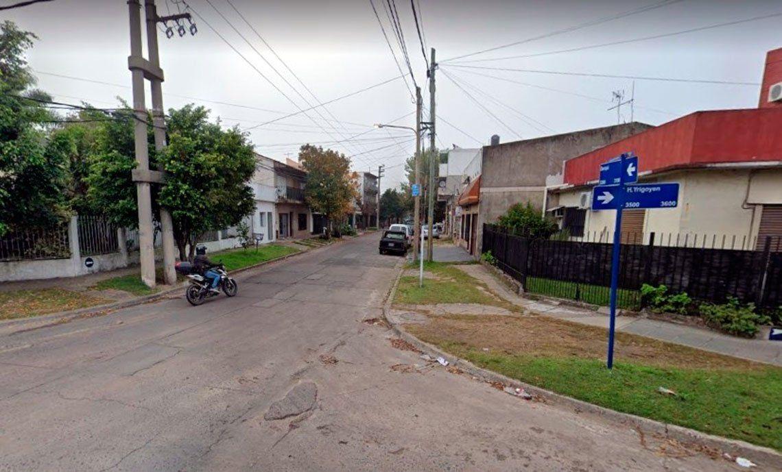 San Justo: motochorros asesinan a joven en robo