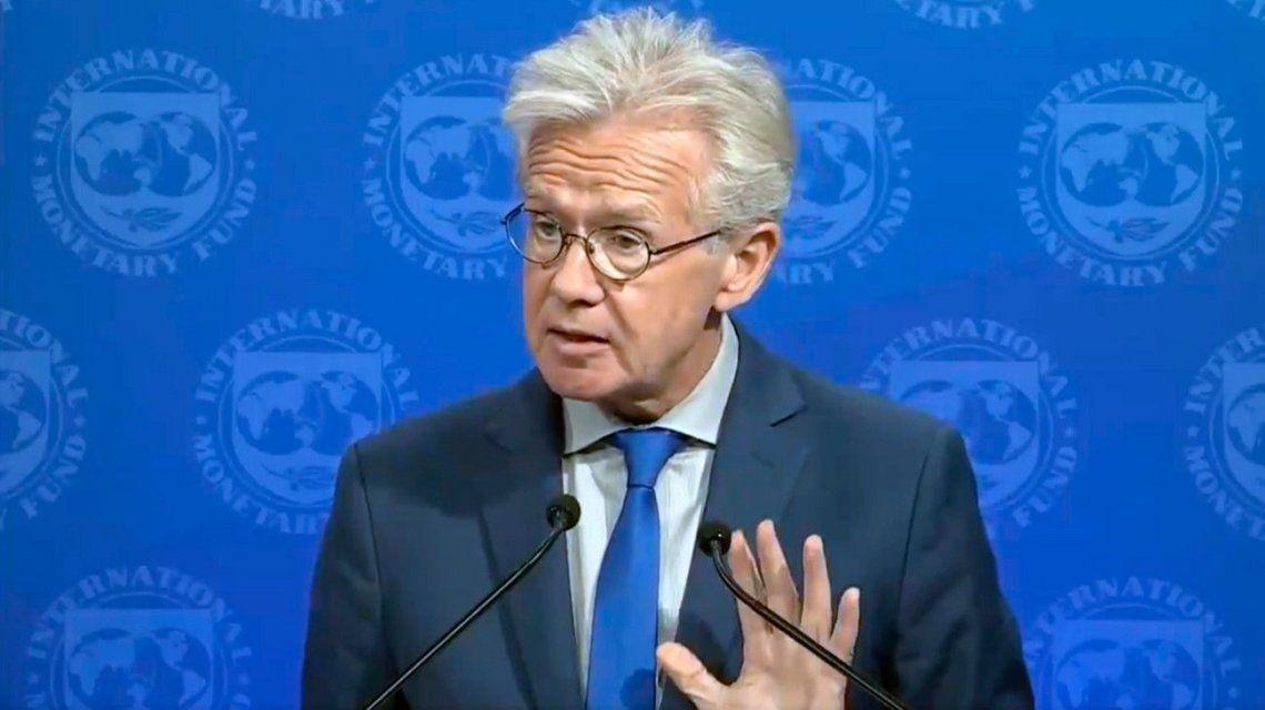 El FMI se mostró optimista y cree que aún puede ser alcanzado un acuerdo entre la Argentina y los acreedores