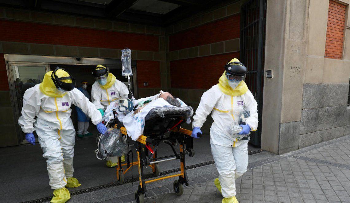 Coronavirus en España: leve repunte de la cifra de muertos