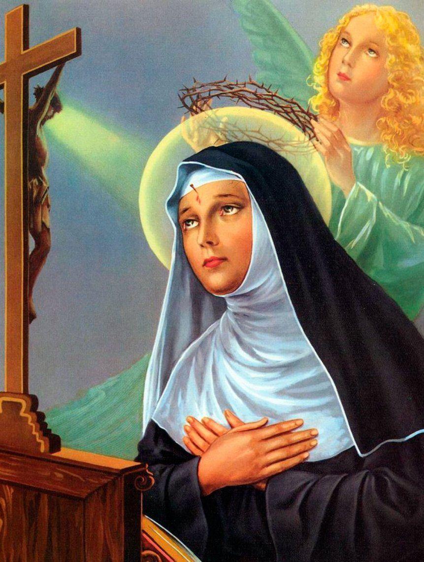Santa Rita: hoy se celebra a la patrona de las Causas Imposibles