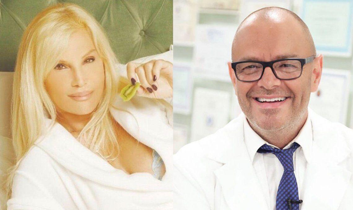 Susana Giménez, sorprendida por el escándalo de Mühlberger: Se mostró como un tipo encantador