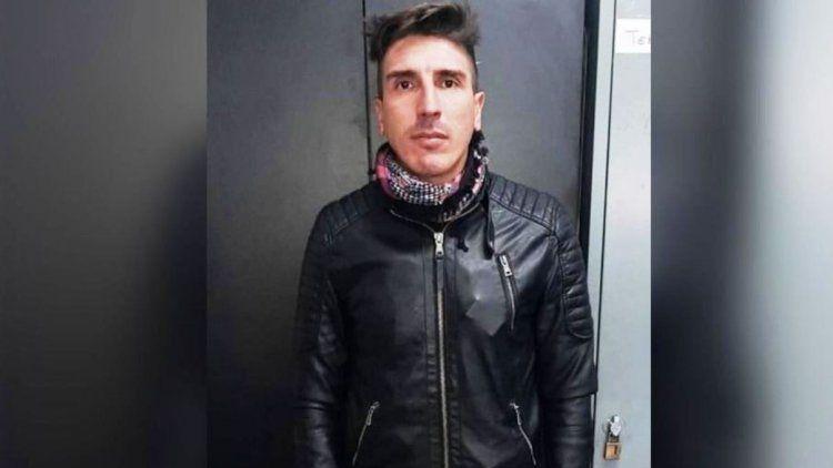 Carlos Arano fue detenido por amenazar de muerte a su ex esposa