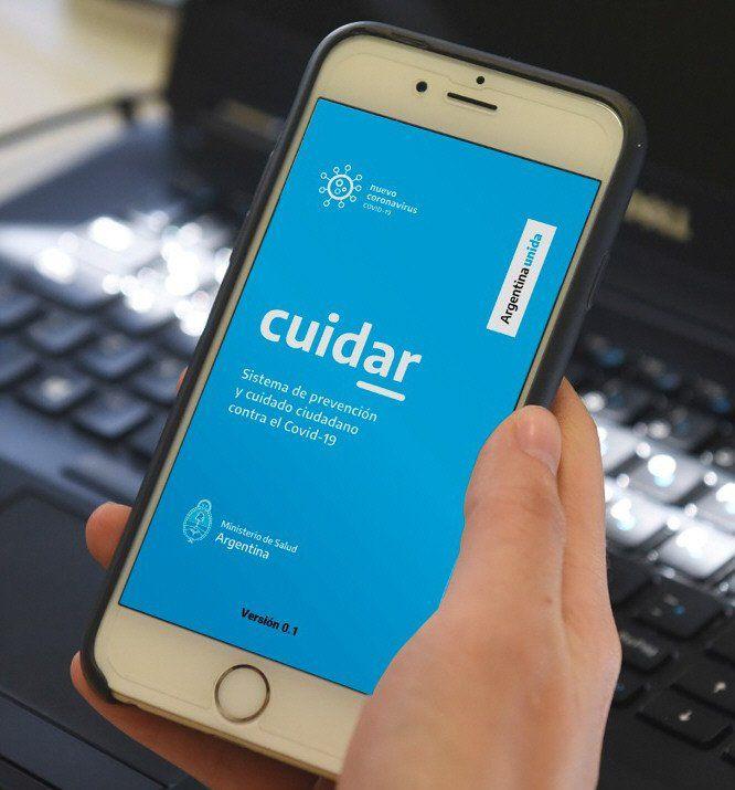 En la Provincia será obligatorio tener la app Cuidar