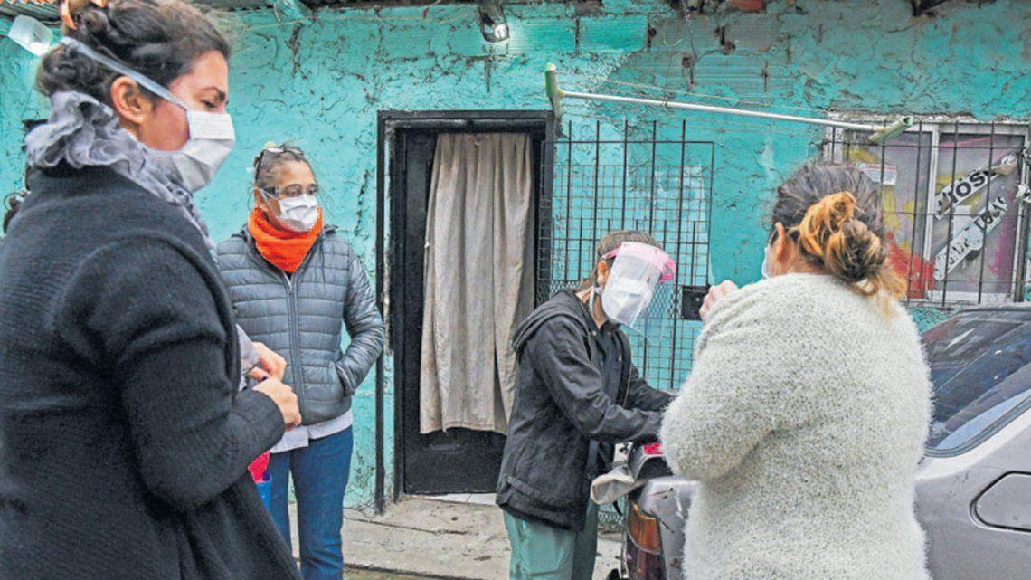 El 44% de los argentinos teme por el contagio