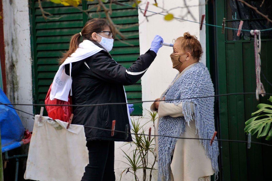 Coronavirus en la Argentina: confirman 4 nuevas muertes y ya son 456 víctimas fatales