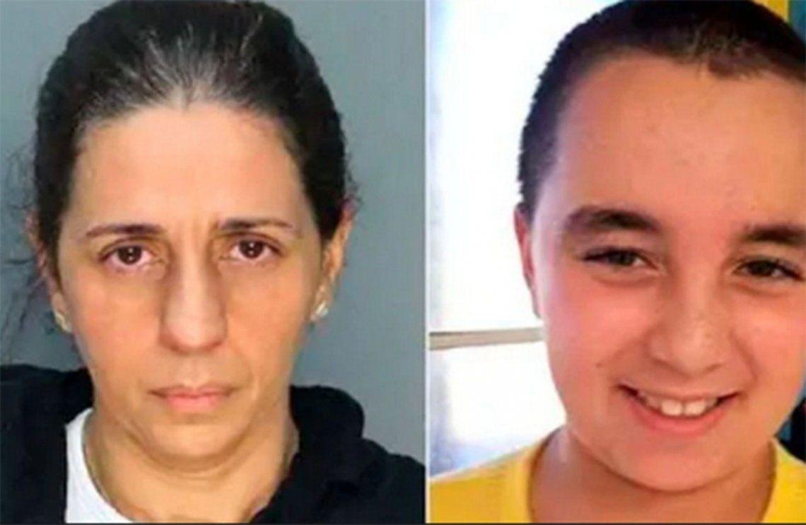 Video espeluznante  | Madre de niño autista intentó matarlo dos veces en un día