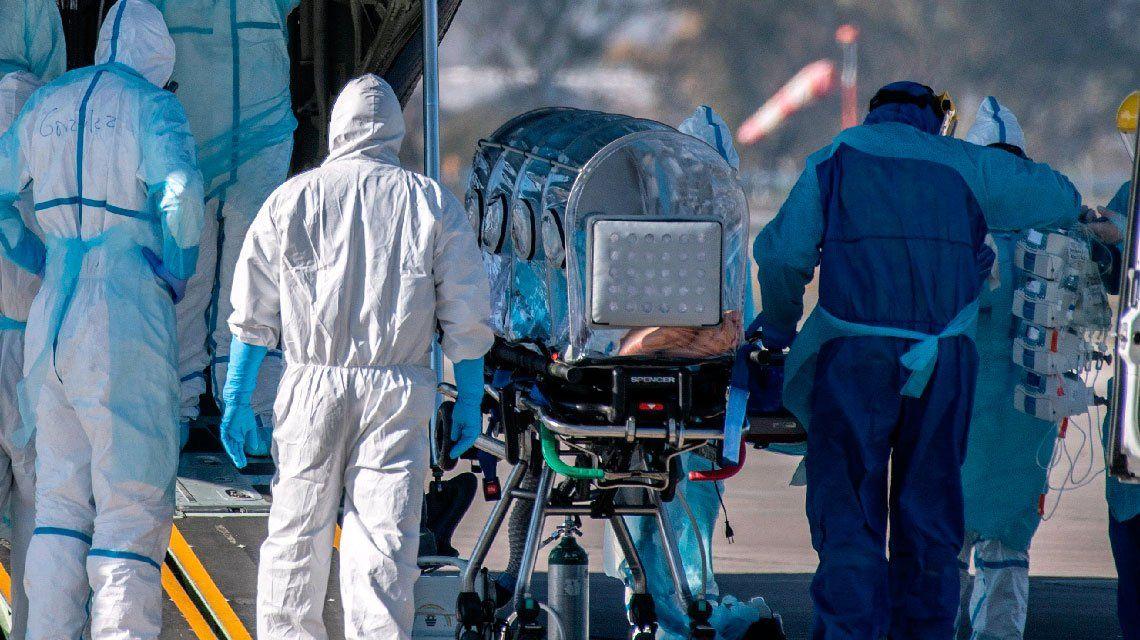 Chile: un ministro dio positivo y se registra otro récord de contagios por coronavirus