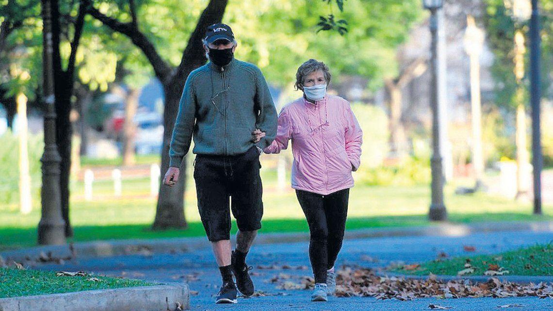 Coronavirus: en la Ciudad esperan poder ir desandando las medidas