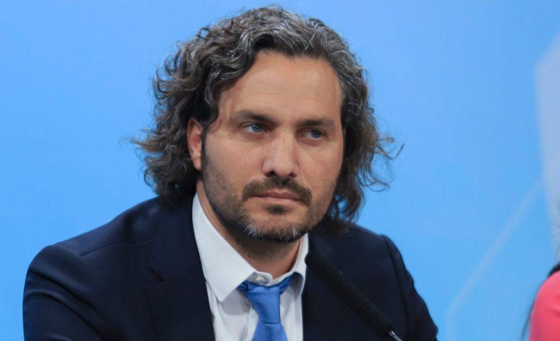 Cafiero cuestionó protestas anti-cuarentena: Hay que ser más cuidadosos