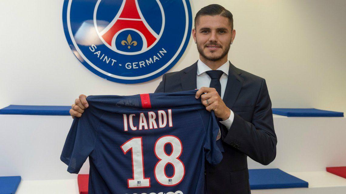 Finalmente, el PSG se quedará con Icardi