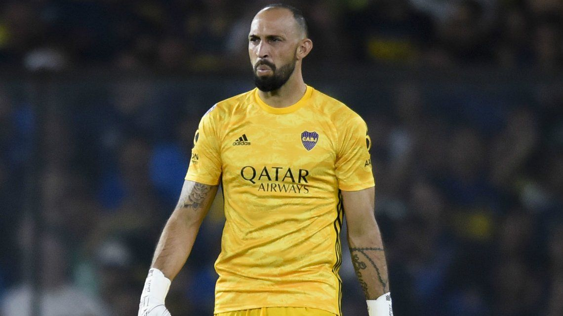 Boca | Marcos Díaz no seguirá en el club y se abren las puertas para un regreso de Rossi