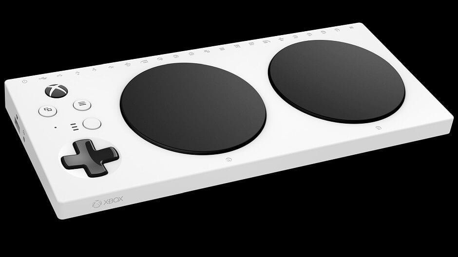 El control adaptable de Xbox llega a Argentina