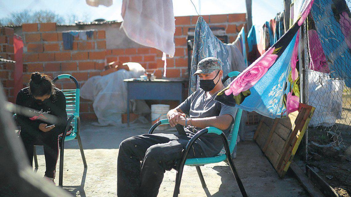 Covid-19: el gobierno intensifica la búsqueda de casos en villas bonaerenses
