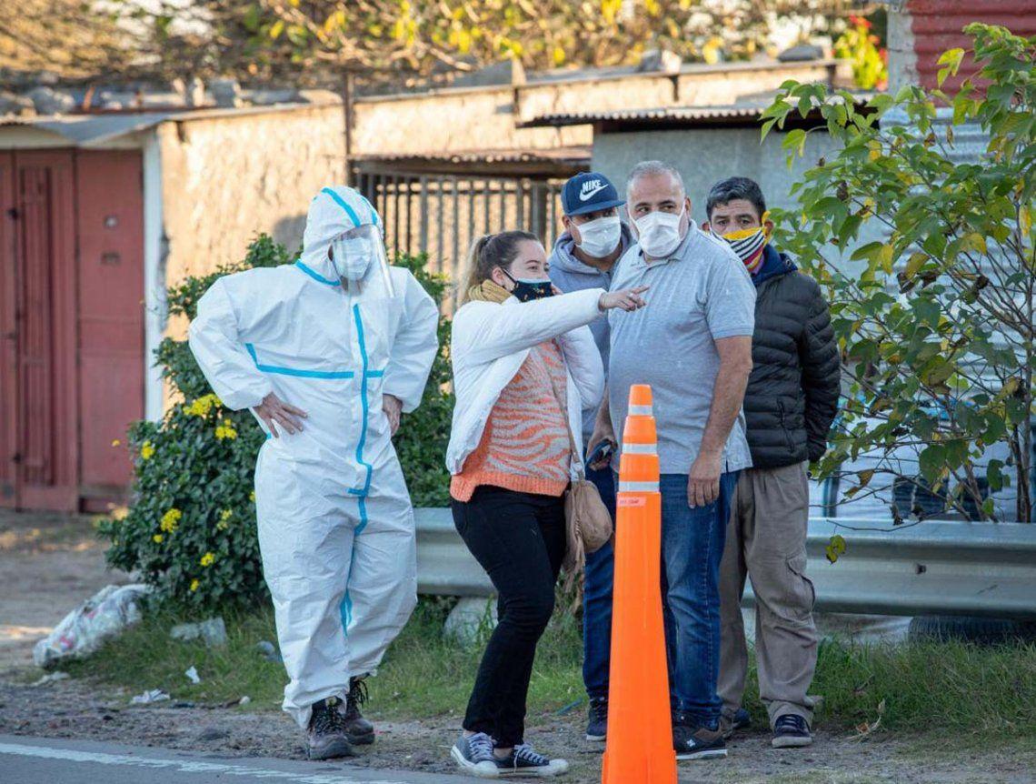 Comenzó el operativo Detectar en Villa Itatí de Quilmes al confirmarse 7 casos de coronavirus